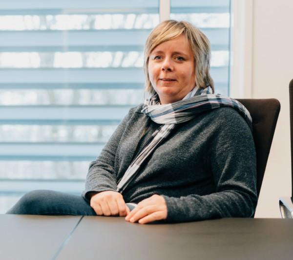 Produksjon og service - – Fossheim gjør et godt samfunnsansvar, og derfor ønsker vi å kunne bruke dem til å gjøre oppgavene de kan, sier Cathrine Andersen i Get.